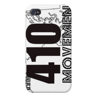 The 410 Movement iPhone 2 case iPhone 4 Cover