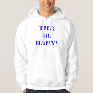 The 411, Baby! Hoodie