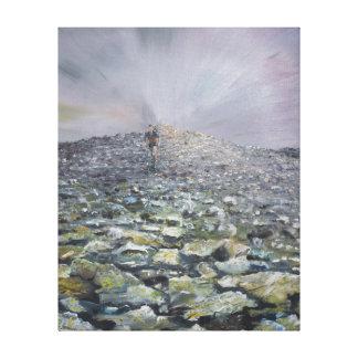 The 42nd Peak Canvas Print