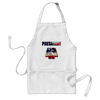 The 44th President Adult Apron