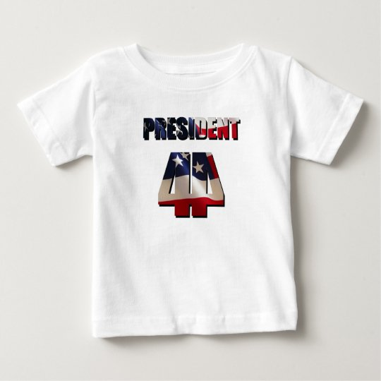 The 44th President Baby T-Shirt