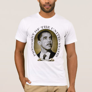 The 44th President id the USA - Obama T-Shirt