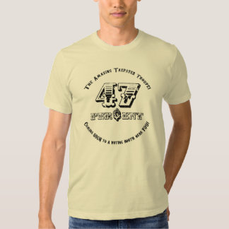 The 47 Percent Troupe T-shirt