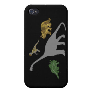 The 4 Dinos iPhone 4 Covers