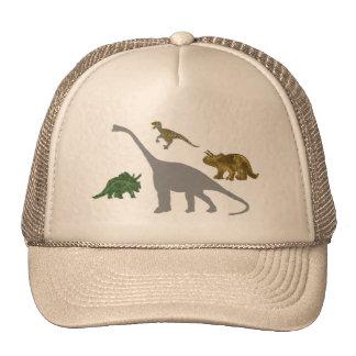 The 4 Dinos Trucker Hat