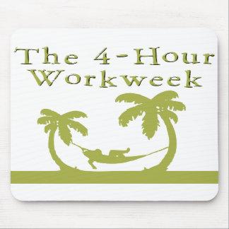 The 4-Hour Workweek Mousepad