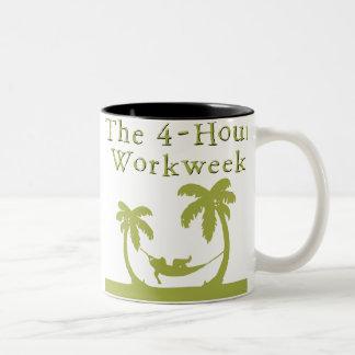 The 4-Hour Workweek Mug