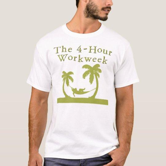 The 4-Hour Workweek T-shirt