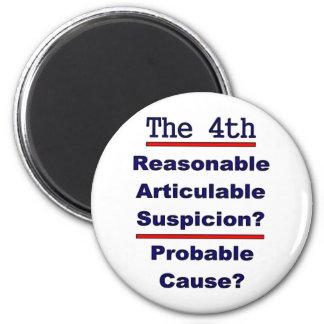 The 4th Amendment Magnet