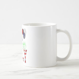 The 4th of July, Day of Independence Coffee Mug