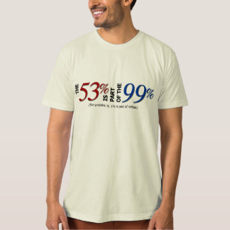 The 53, the 99 and the 1 T-Shirt