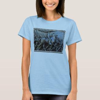 The 54th Massachusetts Volunteer Infantry Regiment T-Shirt
