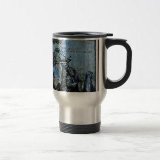 The 54th Massachusetts Volunteer Infantry Regiment Travel Mug