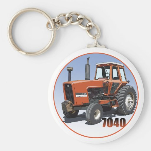 The 7040 keychains