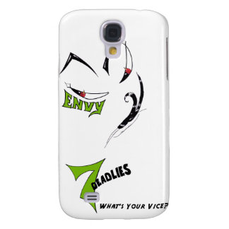The 7 Deadlies — Envy iPhone 3 Case