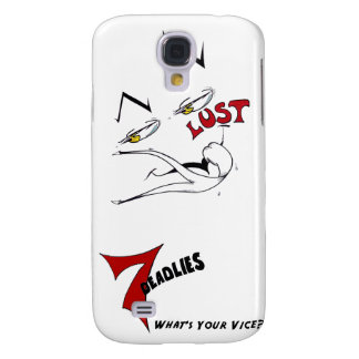 The 7 Deadlies — Lust iPhone 3 Case