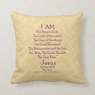 The 7 I AM Statements of Jesus Christ