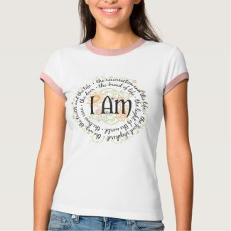 The 7 I Am Statements T-Shirt