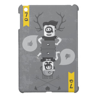 The 7th Chamber - iPad card Cover For The iPad Mini