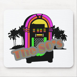 The 80's mouse pad