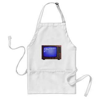 The 80s Rule!! Adult Apron