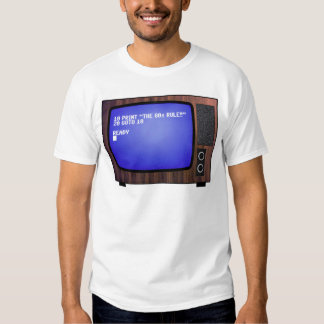 The 80s Rule!! T-Shirt