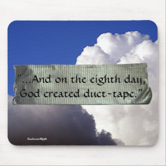 The 8th Day Mouse Pad