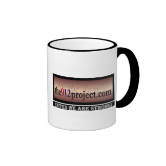 the 912 project mug - united we are strong