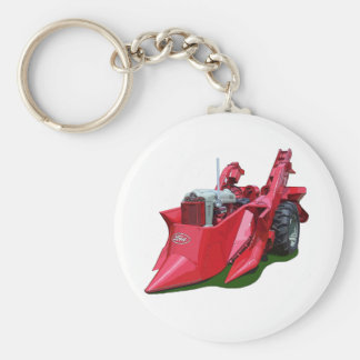 The 960 & Corn Picker Basic Round Button Keychain