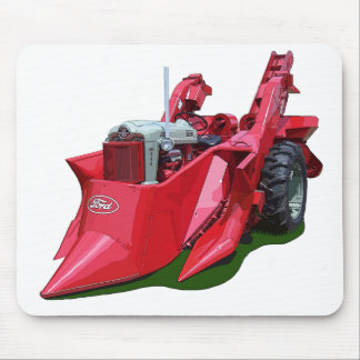 The 960 & Corn Picker Mouse Pad