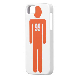 The 99 percent Man iPhone SE/5/5s Case