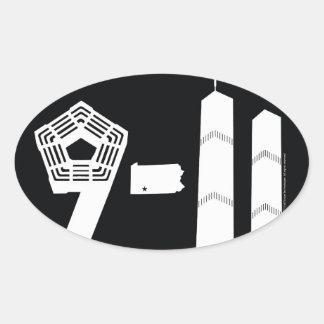 The 9-11 Tomorrow Classic Sticker
