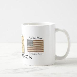 The 9-12 Project Classic White Coffee Mug