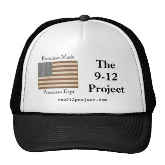 The 9-12 Project Trucker Hat