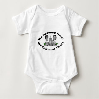 """The 9-12 Project - """"We Surround Them"""" Baby Bodysuit"""