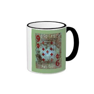 The 9 of Diamonds Mug