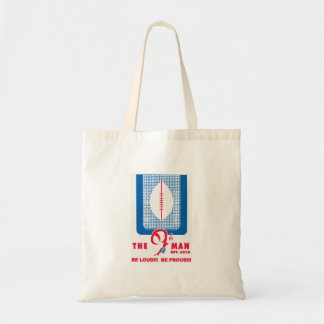 The 9th Man Shopping Tote