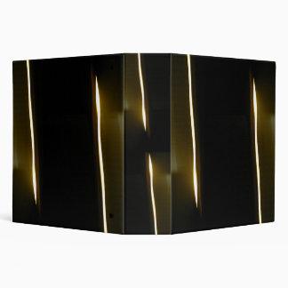 The A Light through the Darkness Vinyl Binders
