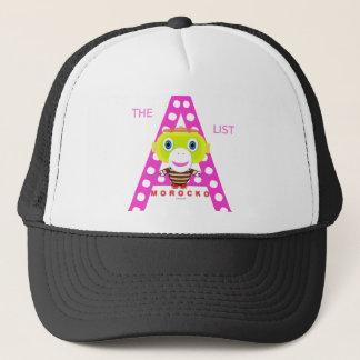 The A List-Cute Monkey-Morocko Trucker Hat