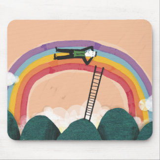 The a little most gay Mousepad