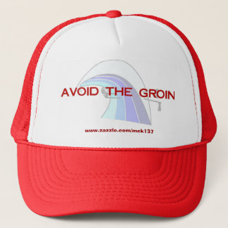 The A.T.G. hat from BSN Bodysurfing Apparel