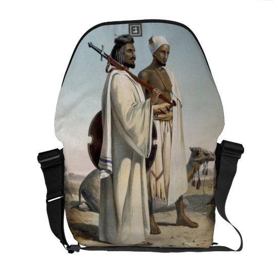 The Ababda, Nomads of the Eastern Thebaid Desert, Messenger Bag
