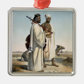 The Ababda, Nomads of the Eastern Thebaid Desert, Metal Ornament