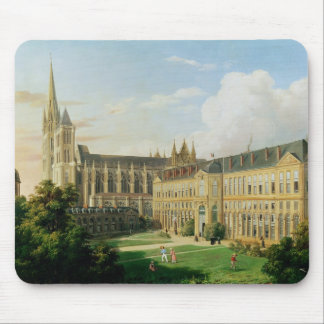 The Abbey Church of Saint-Denis Mouse Pad