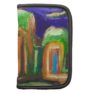 The Abbey in the Jungle (abstract landscape) Organizers