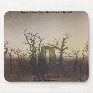 The Abbey in the Oakwood Mouse Pad