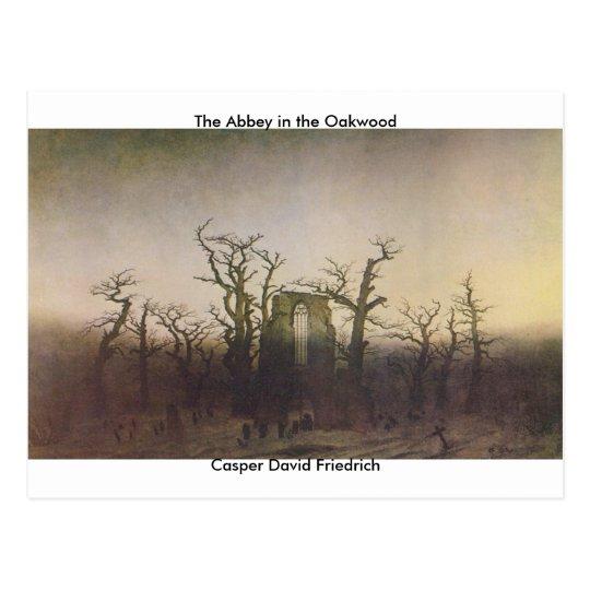 The Abbey in the Oakwood Postcard