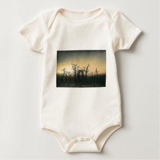 The Abbey in the Oakwood Baby Bodysuit
