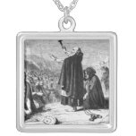 The Abbot of Inchaffray Silver Plated Necklace