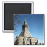 The Abbot's Kitchen 2 Inch Square Magnet